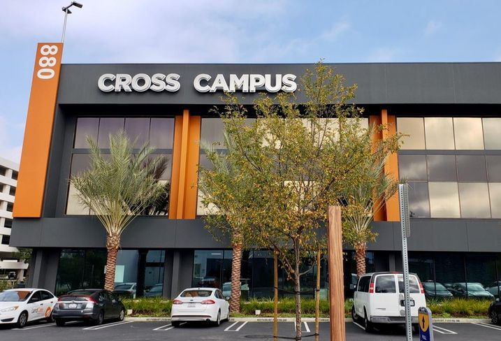 Cross Campus en el segundo